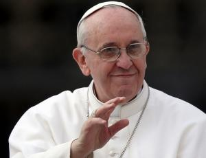 El Papa Francisco recibió en el Vaticano a 11 youtubers