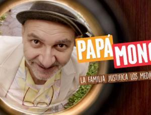 """Canal 13 da la bienvenida a la nueva serie """"Papa Mono"""""""