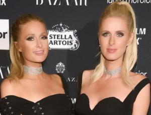 Hermana de Paris Hilton se roba las miradas en la NYFW