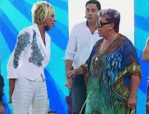 Lo mejor del cara a cara entre Raquel Argandoña y Paty Maldonado