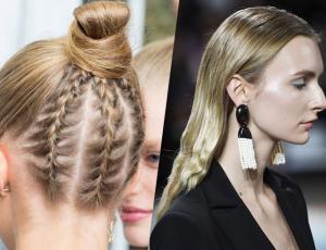 Conoce los peinados que serán tendencia este año