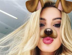 ¿Por qué todos aman al perrito de Sanapchat?