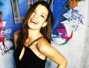 Pilar Ruiz está embarazada