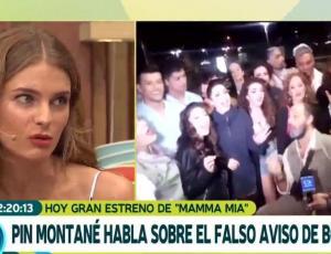 Josefina Montané detalla tenso momento que vivió ante falso aviso de bomba
