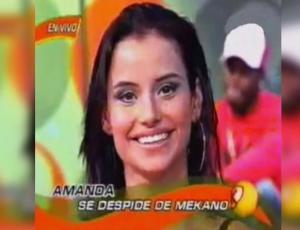 ¿Recuerdas a Amanda, la bailarina brasileña del Team Mekano? Así luce hoy a 10 años del fin del programa