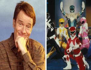 Filtran imagen de Bryan Cranston como Zordon en la nueva Power Rangers