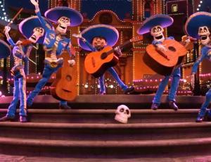 """Revelan escena inédita de """"Coco"""" con Miguel consolidado en la música"""