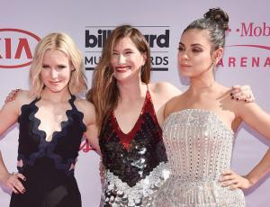 """Así fue la """"Alfombra Magenta"""" de los premios Billboard"""