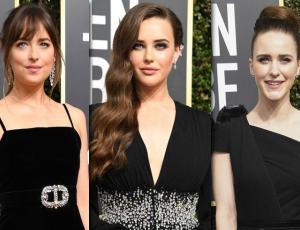El negro se tomó la alfombra roja de los Golden Globes