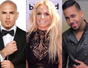 """Pitbull revela que canción principal de """"Rápido y Furioso 8"""" iba a ser interpretada junto con Britney Spears y Romeo Santos"""