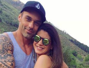 Vivi Rodrigues conoció a su marido por Internet