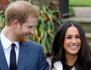 Meghan Markle rompe el protocolo con tierno gesto hacia el príncipe Harry