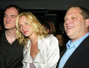 """Uma Thurman acusa a Harvey Weinstein de agresión y a Quentin Tarantino de """"querer matarla"""""""