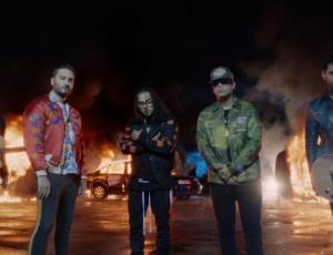 Reik lanzó nuevo videoclip junto a Wisin y Ozuna