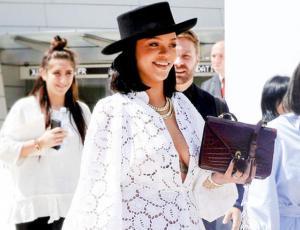 Fanático le pide consejo a Rihanna y su respuesta es sorprendente