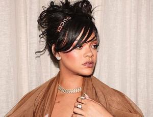 Mujeres de todas las tallas probaron la nueva colección de ropa interior de Rihanna