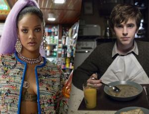 """Conoce cómo Rihanna llegó a actuar en """"Bates Motel"""""""