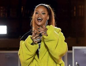 Rihanna presenta su nueva colección Fenty x Puma