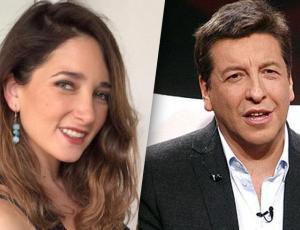 ¡Se supo todo! Filtran imagen de Camila Nash y Julio César Rodríguez besándose