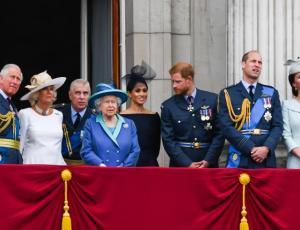 Las tradiciones navideñas de la familia real