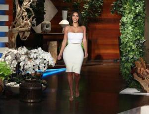 Kim Kardashian revela que no quería que su hija se llamara Chicago