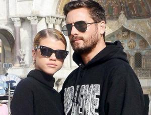 Aseguran que Sofía Richie y Scott Disick siguen juntos
