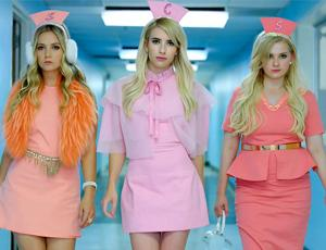 "Las ""Chanels"" regresan en la nueva temporada de ""Scream Queens"""