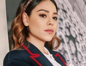 Danna Paola publica video con el que audicionó para Elite