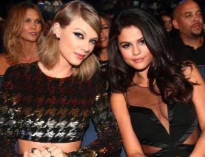 Selena Gomez le envió un tierno saludo de cumpleaños a Taylor Swift