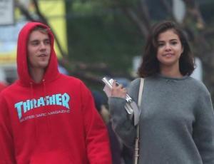 Así fue el saludo de Selena Gomez a Justin Bieber por su cumpleaños