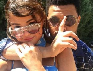 The Weeknd enloquece con ola de likes a Selena Gomez