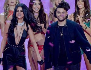 Captan a Selena Gómez y The Weeknd a los besos