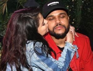 Guardaespaldas intentan que Selena Gomez y The Weeknd pololeen felices