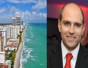 La vida de ricos y famosos que Sergio Jadue se da en Miami