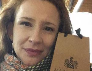 La extraña foto de un colaless que causó curiosidad en Sigrid Alegría