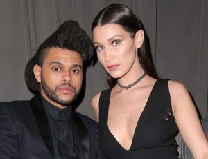 Bella Hadid se relaja en Nueva York de la mano de The Weeknd