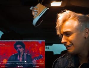 Dani Ride se emociona al escuchar 'su' versión de 'Just The Way You Are' cantada por Bruno Mars