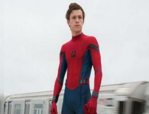 El nuevo 'Spider-Man' se transformó en Rihanna y se lució con su espectacular imitación
