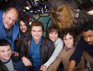 """La película """"Solo: Una historia de Star Wars"""" tendrá por primera vez entre sus protagonistas a una androide femenina"""