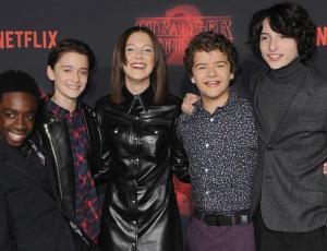 "Así lucían los actores de ""Stranger Things"" antes de ser famosos"