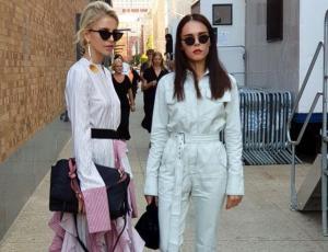 Las primeras fotos y conclusiones del street style en la NYFW