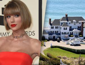 10 curiosidades de la mansión de Taylor Swift en Rhode Island