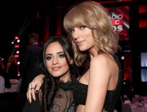 Camila Cabello dejó en evidencia a Taylor Swift