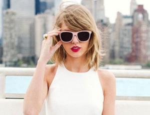 Taylor Swift habría salido de su casa escondida dentro de una maleta