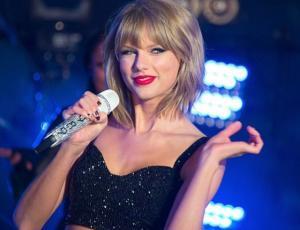 Taylor Swift en la cúspide de la lista Forbes