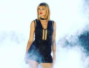 "Taylor Swift cantó ""This is What You Came For"" en vivo"