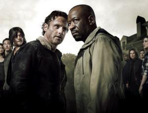 """Nuevas tragedias marcan el regreso de """"The Walking Dead"""""""