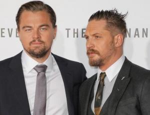 Tom Hardy revela el tatuaje que se tuvo que hacer tras perder una apuesta con DiCaprio