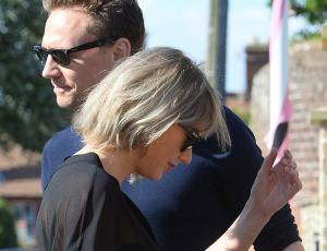 Incómodos pero felices: Captan en cita romántica a Taylor Swift y Tom Hiddleston