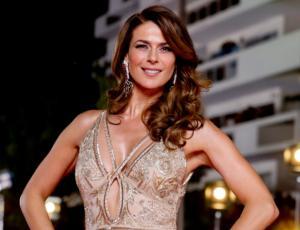 Tonka Tomicic se coronó de diosa con vestido que usó Bella Hadid